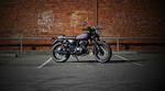 [Pre Order] braaap SHADOW ST250 Matte Black Café racer (Motorcycle) $1990 (U.P. $4500)