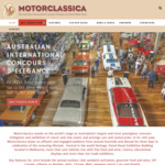 [VIC] Motorclassica 2019 (Melbourne) - Adult Ticket - $35 (RRP $39)