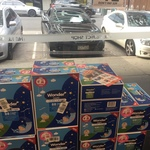 Wonder Nappies (Box of 72 - 108) - $12 (RRP $29) @ The Reject Shop