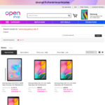 "Samsung Galaxy Tab A 8"" 32GB (2019) $199.80 + Free Express Delivery @ OPENSHOP"