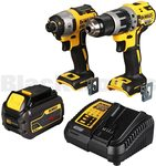 DeWalt DCZ266T1-XE 18V 6.0ah Li-Ion Brushless Cordless 2pce Combo Kit $279 Shipped @ Blackwoods