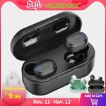 AUSDOM TW01S TWS Wireless Bluetooth Earphones AU $16.27 Delivered @ AUSDOM Official Store AliExpress