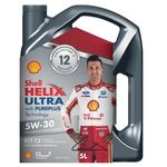 Shell Helix Ultra ECT C3 Engine Oil - 5W-30 5 Litre - $37.00 (Was $74) @ Repco