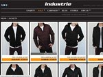Industrie Mens Jacket Sale! Some 66% off, Online Only!