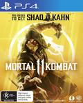 [PS4, XB1] Mortal Kombat 11 $20.37 + Delivery (Free with Prime/ $39 Spend) @ Amazon AU