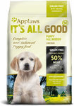 Applaws It's All Good Dry Dog Food Puppy All Breed Chicken 5.5kg $14.80 + Postage (RRP $49.95) @ Pet Station