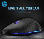 HP G100 Wired Gaming Mouse (Black / White) $27 (Delivered) - Maro Online Shop / eBay