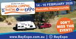 [QLD] $2.00 Entry Discount to the 2020 Moreton Bay Caravan, Camping, Boating and 4x4 Expo @ Redcliffe Showgrounds