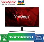 """ViewSonic VX3258-2KPC-MHD 32"""" 144hz 1440p Monitor $436.60 Delivered @ Wireless1 eBay"""