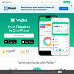 BudgetBakers Finance App - $47.99 AUD Lifetime Plan