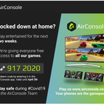 AirConsole Hero Two Weeks Free Trial - Access All Games