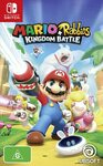 [Switch] Mario + Rabbids Kingdom Battle $29 + Delivery ($0 with Prime/ $39 Spend) @ Amazon AU