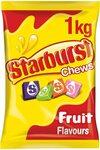 Starburst Original Fruit Chews 1kg - $12.50 + Delivery ($0 with Prime/ $39 Spend) @ Amazon AU