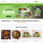 Youfoodz 20% off with $75 Min Spend (Excludes Fruit & Veg Boxes, Groceries) @ Youfoodz