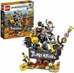 LEGO 75977 Junkertown - Junkrat & Roadhog $41.99 Delivered @ Amazon AU
