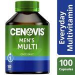 Cenovis Multi Vitamin & Minerals Capsules Men's / Women's 100caps $12 (Was $24) @ Coles
