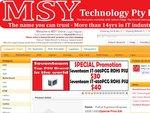 MSY Promotion-Patriot Supersonic Express 32GB USB3 Flash Pen Drive $36 (Original Price $69)