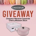 Win a Chasseur 35cm Casserole Pot from Mega Boutique