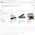 $7 off Rii Keyboards & Mice (RM200 $21.99, K25 $31.99, X8 $25.39) @ Expressbuying eBay