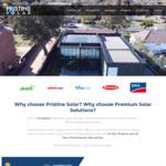 [NSW, QLD] 6.6kW Trina / Longi / Jinko 370W Solar Panels + 5kW Fronius Inverter Fully Installed from $3,890* @ Pristine Solar