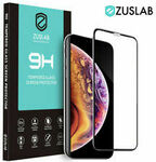 Buy 1 Get 1 Free - Zuslab Lighting Charging Cable and iPhone 12 Series Screen Protector - $7.95 Delivered @ Protec eBay