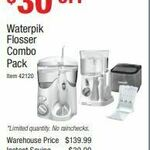 Waterpik Ultra and Nano Waterflosser Pack $109.99 (Was $139.99) @ Costco (Membership Required)