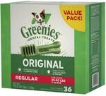 Greenies Dog Treats 1kg $45 (Was $60) at Petbarn