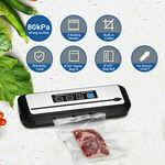 Inkbird Vacuum Food Sealer Machine + Bag Rolls $79.04 Delivered (15% off) @ eBay Inkbird