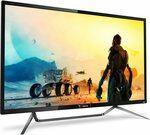 "Philips 436M6VBPAB 42.51"" 4k LCD Gaming Monitor Black $719.12 @ Harris Technology Amazon AU"