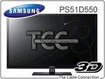 "Samsung 51"" Plasma TV - PS51D550 - $750 - Delivered from $26.14 or Pickup MEL / NSW"