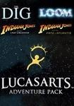[PC, Steam] LucasArts Adventure Pack - US$3.75/A$5.00 (75% Discount) @ GamersGate