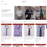 Non-Iron Business Shirts $39 + $19.95 Delivery (Original Price $99) @ Charles Tyrwhitt