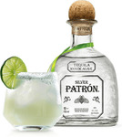 Free Voucher to Redeem a Margarita at Selected Venues @ Patrón