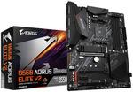 Gigabyte B550-Aorus-Elite V2 ATX Motherboard $121 (Was $239) + Delivery @ Rosman Computers