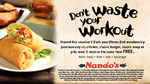 [Fitness First Members] Nandos BOGOF 1/4 Chicken, Burger, Classic Wrap or Pita Meal