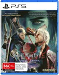 [PS5] Devil May Cry 5 Special Edition $30 (Limited Stock) + Delivery ($0 C&C) @ BIG W