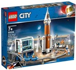 [FIRST] LEGO City Deep Space Rocket and Launch Control 60228 Building Kit $89 Delivered @ Kogan / Amazon AU)