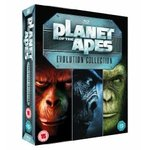 Planet of the Apes: Evolution Collection (7 Movies) [Blu-ray] ~ AUD $38.39 Delivered @ Amazon UK
