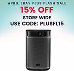 [eBay Plus] XGIMI Mogo Pro+ 1080P Full HD 300 ANSI Lumen Portable Projector $679.15 Delivered @ lot.hub eBay