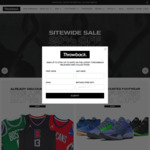 20% off Sitewide + Delivery @ Throwback Store