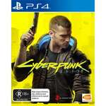 [PS4, XB1, PC] Cyberpunk 2077 Day One $39.95 + Delivery ($0 NSW C&C) @ The Gamesmen