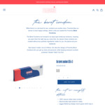 [VIC] Free: 3 Pack of 0.05 Beret Condoms Delivered @ Frenchie