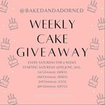 [VIC] Win a Freshly Baked Cake (Worth $350) from Baked & Adorned (Bentleigh)