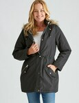 Fur Trim Parka for Women $20 (Was $99.99) + $10 Delivery (Free with $100 Spend) @ Rivers