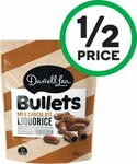 ½ Price Darrell Lea Assorted 160-280g $2.20, Kettle Chips 150-175g $2.32 | Quilton Gold Toilet Tissue Pk 30 $13 @ Woolworths