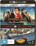 Spider-Man: Far from Home / Homecoming (2x 4K Ultra HD/ 2x Blu-Ray) $13.29 + Delivery ($0 C&C/ in-Store) @ JB Hi-Fi