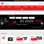 15% off Euro Car Parts Storewide (Free Shipping w/ $99 Spend) @ Run Auto Parts