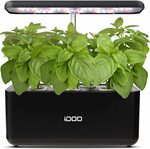 iDOO Hydroponics Growing System $67.49 Delivered @ Renpho via Amazon AU