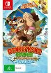 [eBay Plus, Switch] Donkey Kong Country Tropical Freeze $58.65 Delivered @ BIG W eBay