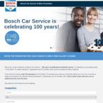 Win a Trek Allant+ 8 E-Bikes From Bosch Car Service